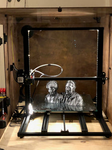 CR-10 S5 Acrylic Enclosure Case Kit