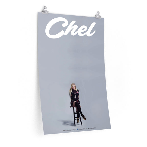 Chel Poster - Internationally Shipped