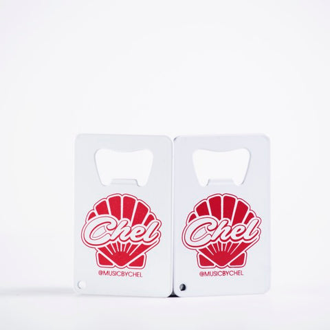 Chel Credit Card Bottle Opener