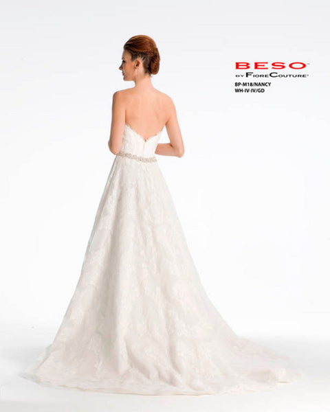 Fiore Couture BP-M18 Wedding Dress