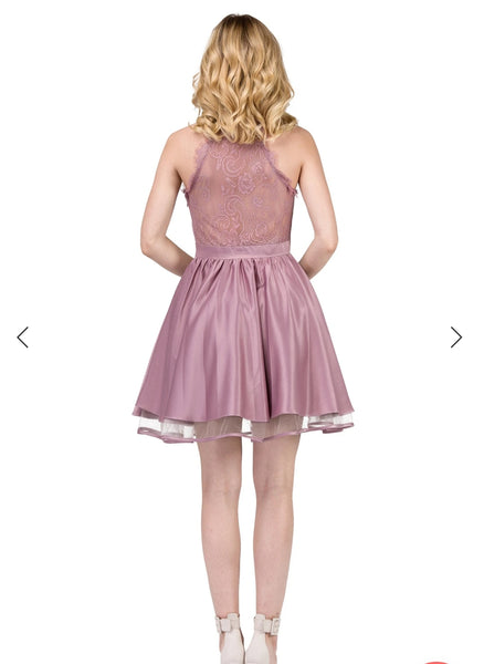 9836 Semi Prom/Homecoming Dress
