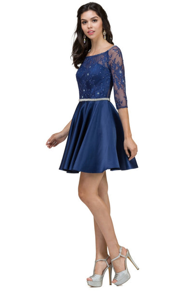 2112 Semi Prom/Homecoming Dress