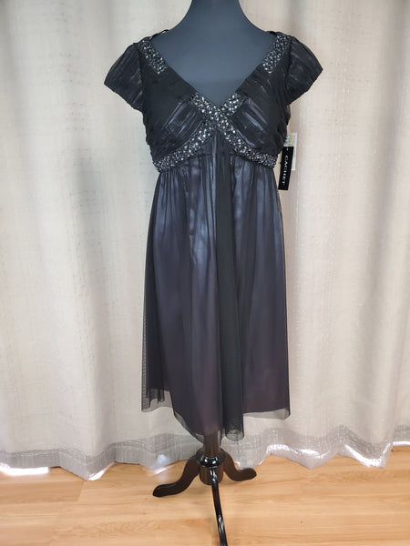 NYA48291 Dress Black Size 6 and 10