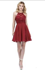 3008 Semi Prom/Homecoming Dress
