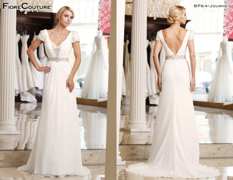Fiore Couture BP-64 Wedding Dress