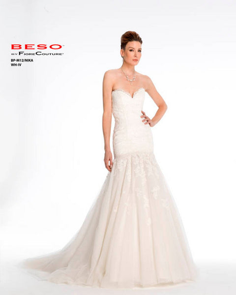 Fiore Couture BP-M12 Wedding Dress