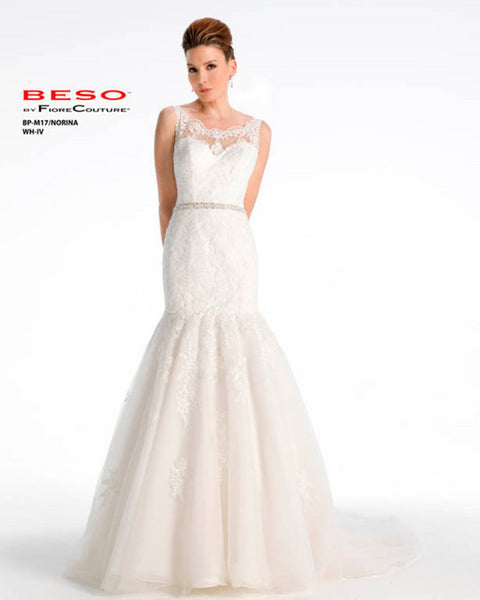 Fiore Couture BP-M17 Wedding Dress