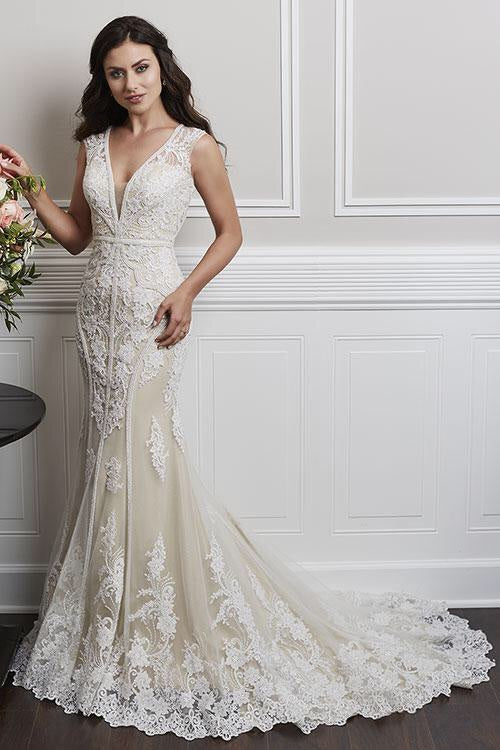 Christina Wu 15691 Wedding Dress