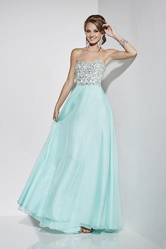 Studio 17 12578 Prom Dress Size 14 Spearmint