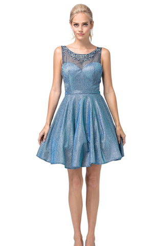 3194 Semi Prom/Homecoming Dress