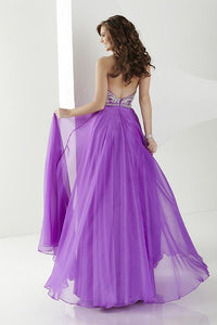 Tiffany Designs 16183 Prom Dress Size 2 Purple
