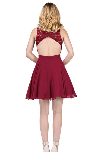 3012 Semi Prom/Homecoming Dress