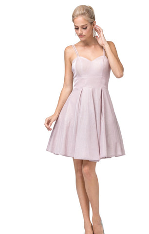 3143 Semi Prom/Homecoming Dress