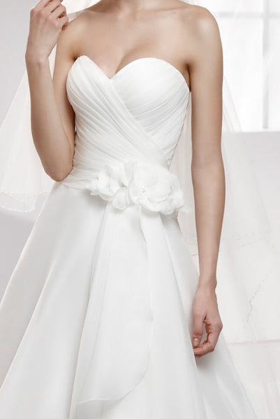 Aurora Nicole 16916 Wedding Dress Ivory Size 16