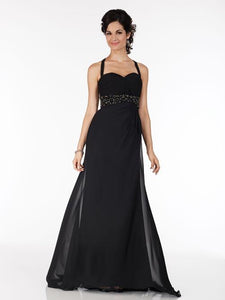Serena London 17748 Evening Black Size 12