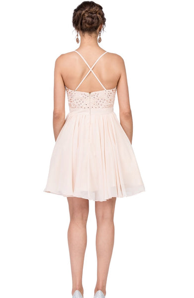 3088 Semi Prom/Homecoming Dress