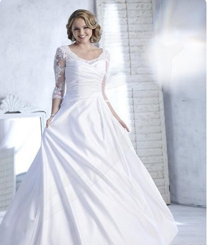 Dere Kiang 11189 Wedding Dress