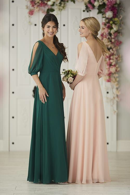 22EL907 Bridesmaid