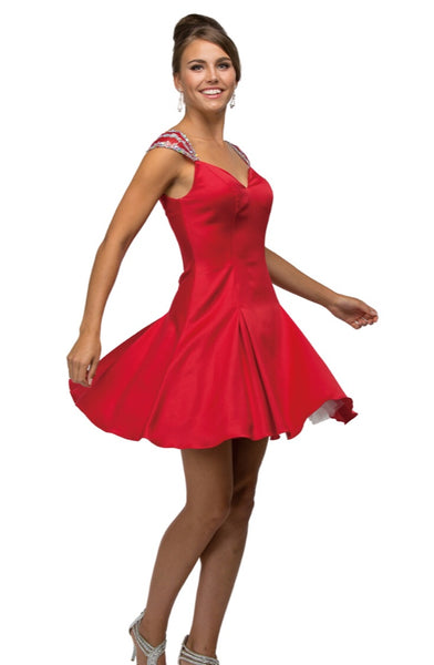 9476 Semi Prom/Homecoming Dress