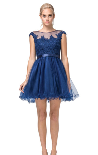 2153 Semi Prom/Homecoming Dress