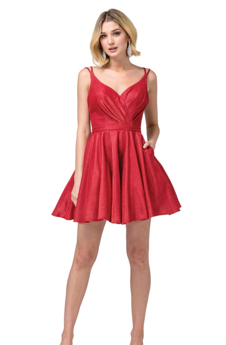 3183 Semi Prom/Homecoming Dress