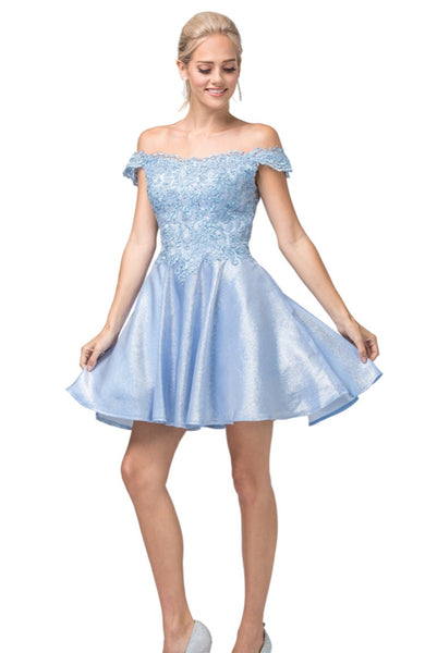 3203 Semi Prom/Homecoming Dress