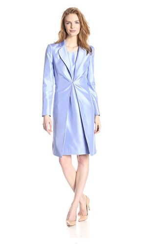 Le Suit Jacket Dress 50032307 Size 6 Viola