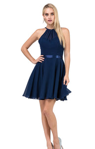 3013 Semi Prom/Homecoming Dress
