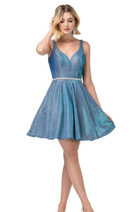 3142  Semi Prom/Homecoming Dress
