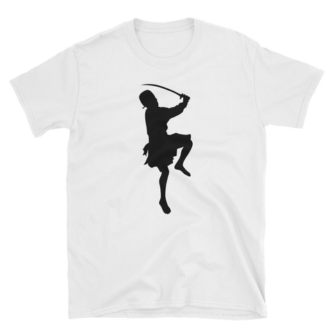 Warrior Tee #2 (White)