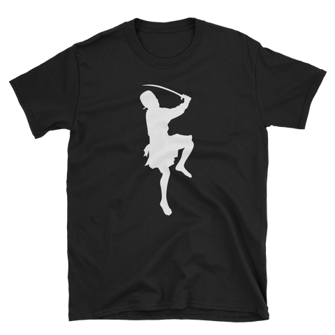 Warrior Tee #2 (Black)