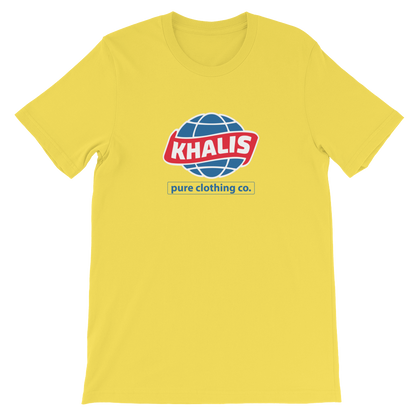 Khalis Pure Clothing Tee (Yellow)