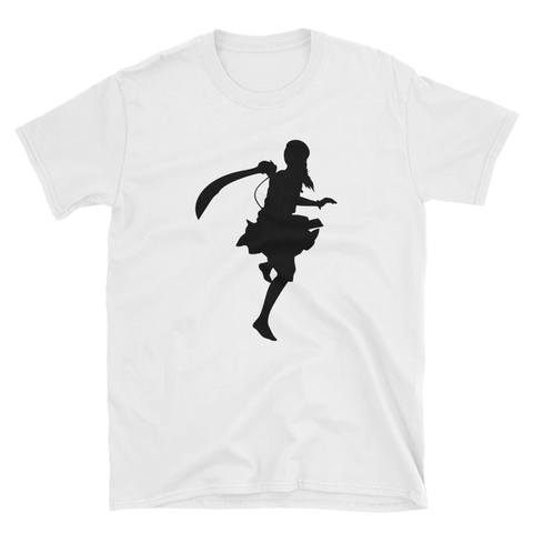 Warrior Tee #1 (White)