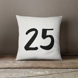 25- Burlap Color