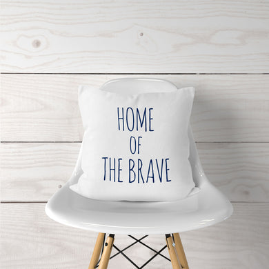 Home of the Brave-Blue