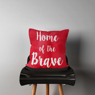 Home of the Brave-Red