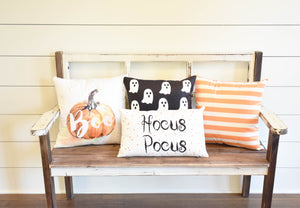 Hocus Pocus- Rectangle Pillow Cover