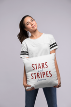 Stars & Stripes-Pillow Cover