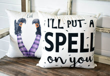 I'll Put A Spell on You Pillow Cover