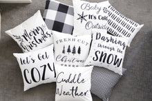 Baby It's Cold Outside-Pillow Cover