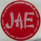 JAE Roundel Badges 2001 to 2018
