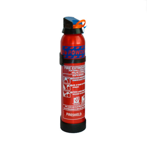 FireShield 600g DRY POWDER Fire Extinguisher