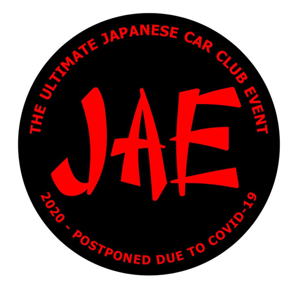JAE Roundel Badges 2001 to 2020