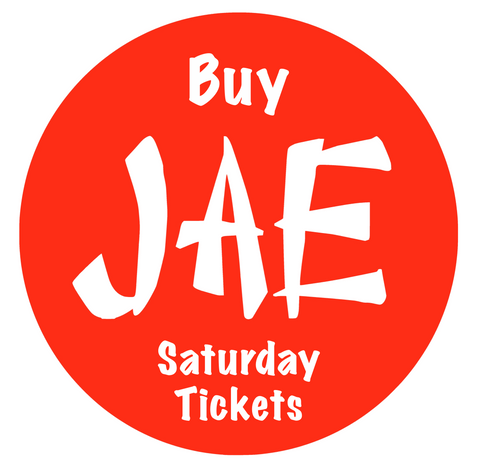 JAE 2019 Saturday Day Ticket