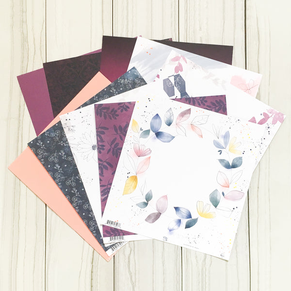 """DAYDREAMER"" PATTERNED PAPER ONLY ADD-ON"