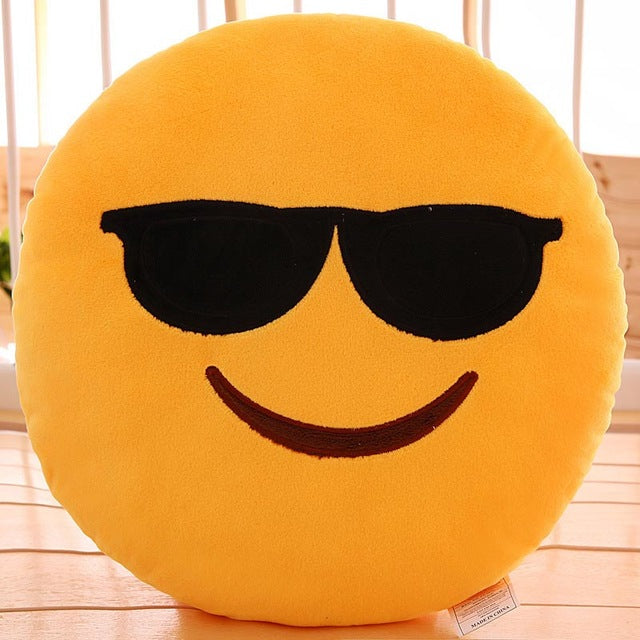 Cool Emoji Pillow