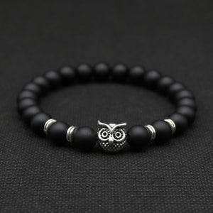 Owl Head Energy Stones 8mm
