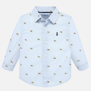 Baby Boy Button Down - 2115