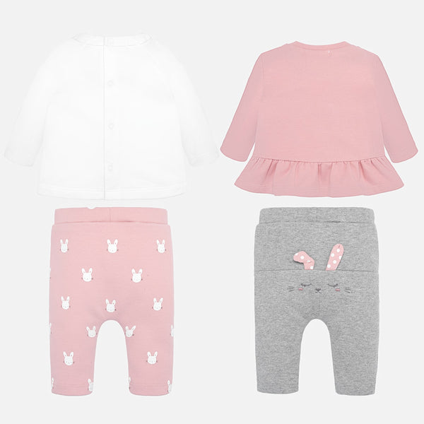 Newborn Outfit – Pink Bunny 2605