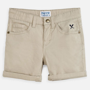 204 - Boys Khaki Short